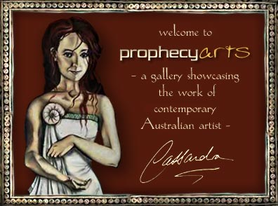 Welcome to Prophecy Arts!